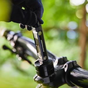 【Bontrager】バイクに隠して収納出来るMTB用ツール