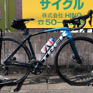 納車報告~2021 TREK Emonda SL 5 Disc~