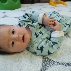 【まっくんブログ】祝!生誕5ヶ月!!