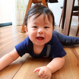 【まっくんブログ】祝!生誕10ヶ月!!