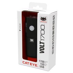 【CATEYE】約1,700ルーメンのハイパワーライト『VOLT1700』