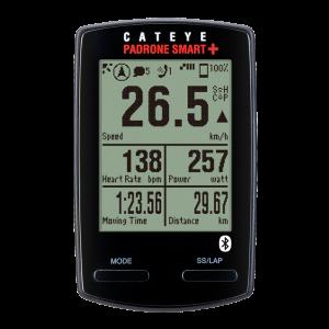 【CATEYE】スマートフォンとつながるサイクルコンピュータ『PADRONE SMART +』