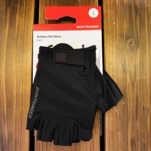 手を快適に保とう!『Bontrager Solstice Gel Cycling Glove』