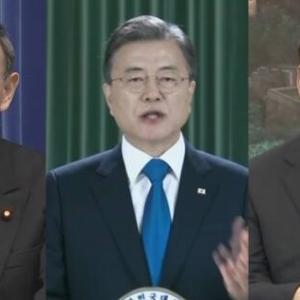 菅首相が中国の習近平と就任後初の電話会談を今夜しているらしい