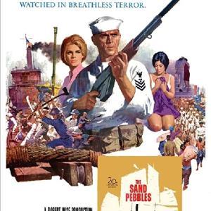 「 砲艦サンパブロ The Sand Pebbles(1966 米)」再鑑賞しちゃいました。
