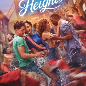 座席で「踊り出したくなる映画」★インザハイツ『 In The Heights (2020米) 』
