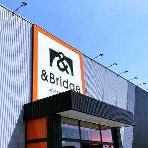 オフプライスストア【&Bridge(アンドブリッジ)】最大の店舗、ニューポートひたちなかに行ってきた。