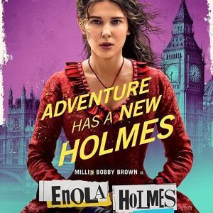 「エノーラ・ホームズの事件簿」