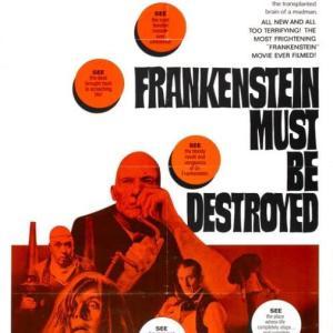 「フランケンシュタイン 恐怖の生体実験」