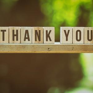 「ありがとう」を見直したら