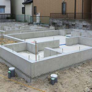 ミサワホームの基礎〜防湿コンクリートなしの布基礎