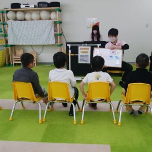 2週目です 写真です☆船橋の就学に関する説明会