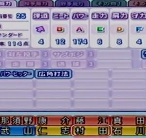 村田修一(2008).323 46本 114打点 OPS1.062←こいつがあまり騒がれなかった理由