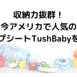 TushBaby(タッシュベビー)ヒップシートの使い心地は?その驚きの収納力とは?