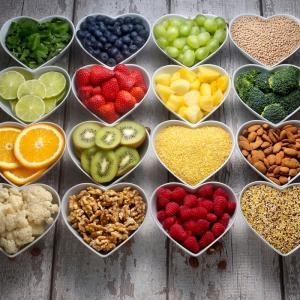 免疫力を上げる食事とは?