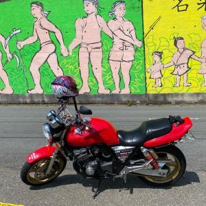 旦那っちのNewバイク