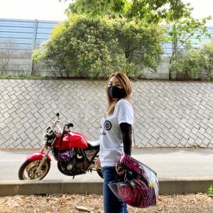 バイクに乗る時に着たいTシャツ
