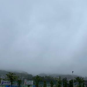 濃霧から始まるツーリング