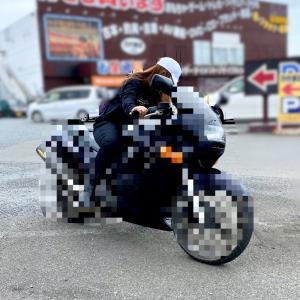 見せてもらったバイクは