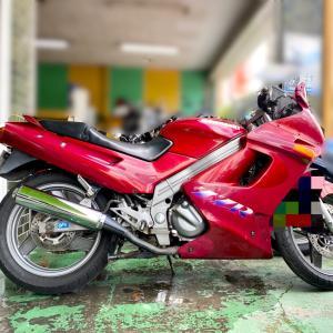 運命の出会い★バイク買いました!