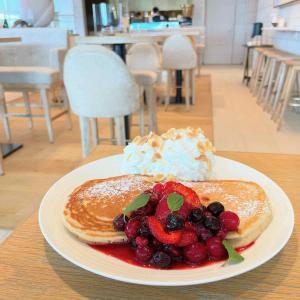 三井ガーデンホテル六本木プレミアのモーニング(朝食)の感想