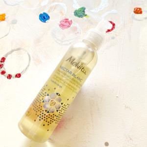 大人女子が使ってみたオーガニックな新製品●メルヴィータ ネクターブラン クレンジングオイル