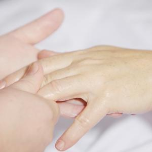 在宅治療の定番、お灸♬、おすすめです