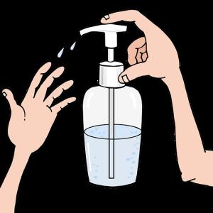 お灸だけで簡単に治せる?かもしれない手湿疹