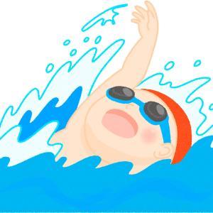 背泳ぎにも息継ぎがあるって知ってた!?これで楽に泳げる!!