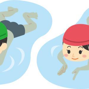 進まない平泳ぎを改善するコツは頭突き!?