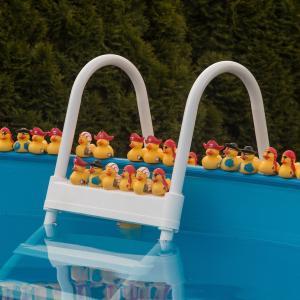 【ドリル】ブレない背泳ぎを泳ぐ方法!!