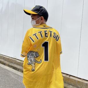 甲子園の刺繍・ワッペン屋は何処へ?息子と阪神タイガースのデイゲームを観戦