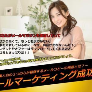 メールマーケティング成功術を購入する前に酒匂 敏郎の噂と詳細を検証