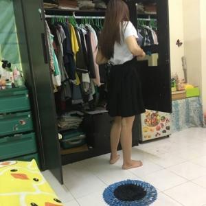 【バンコク夜遊び】お姉さんの部屋で「現実」が見えてしまう件(37)