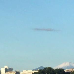 9-28_久しぶりに富士山🗻