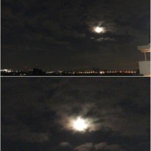 11-30_満月..ですが 「半影月食」
