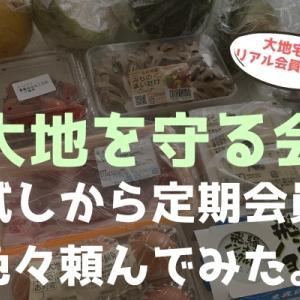 【口コミ・評判】大地を守る会の有機野菜どう?お試しや定期の実食レビュー