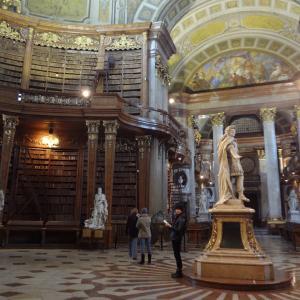 世界遺産に登録されている世界の美しい図書館