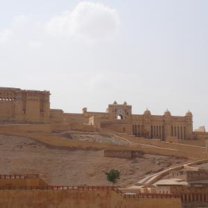 ラージャスターンの丘陵要塞群(インド)