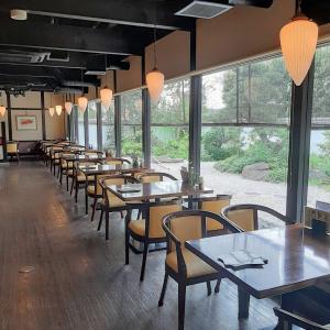 【癒されたい時はここ!】深谷市の珈琲館・蔵。庭園を眺めながら朝食を。