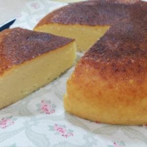 超簡単な炊飯器でヘルシーチーズケーキ!♡兄妹あるあるな出来事♡