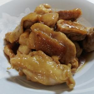 鶏のはちみつ照り焼きと肉のハナマサでまとめ買い