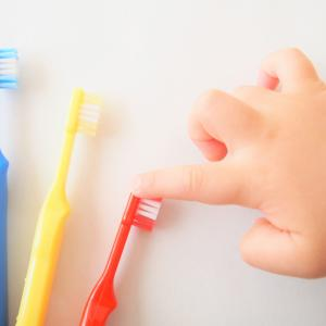 【1歳児の歯磨き嫌い】意外に簡単な方法で解決した話