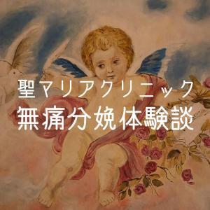 【聖マリアクリニック本院】無痛分娩レポート