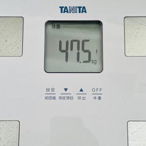 3週間で-2kg達成 本日の体重と体脂肪率【11日目】