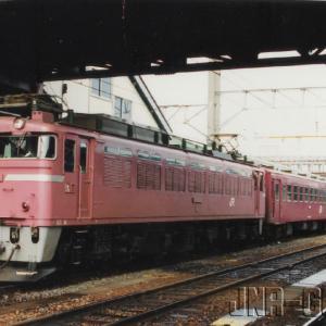 KATOがHOのEF81を出すと聞いたのでEF81牽引の普通列車の話をします