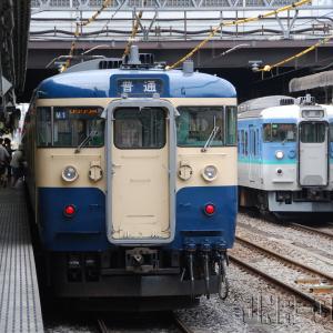 2009年の中央本線、篠ノ井線、大糸線の車両たち