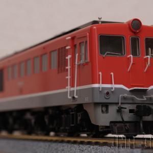 TOMIX 国鉄 DF50形ディーゼル機関車 朱色 後期型