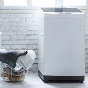 ハイアール全自動洗濯機8.5kg