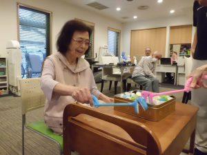 介護老人保健施設オアシス (大阪市平野区)デイケア・ショート 納涼祭